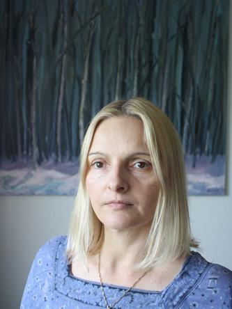 Joanna Adamek - trzy barwy